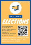 UCS Annual Elections- Spring 2020